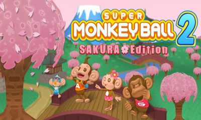 Super Monkey Ball 2 Sakura Edion