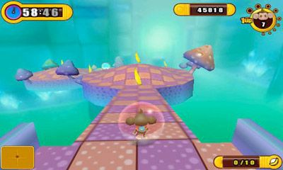 Super Monkey Ball 2 Sakura Edion screenshot 2
