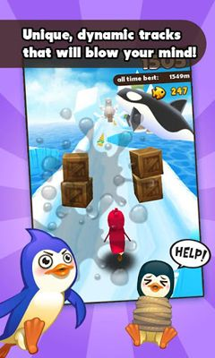 Super Penguins screenshot 3