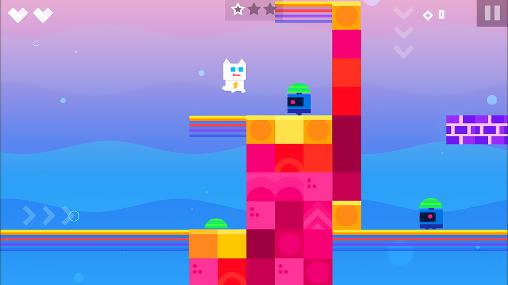 Screenshots von Super phantom cat für Android-Tablet, Smartphone.