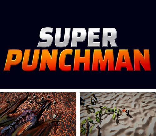 Super punchman: Free 3D monster shooter!