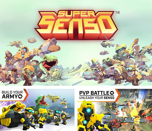In addition to the game Warfriends for Android phones and tablets, you can also download Super Senso for free.