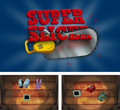 In addition to the game Shoot'n'Scroll 3D for Android phones and tablets, you can also download Super Slicer for free.