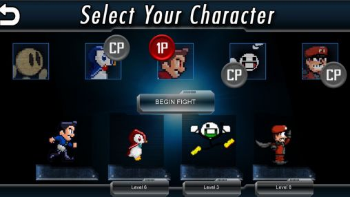 Super smash clash: Brawler screenshot 1