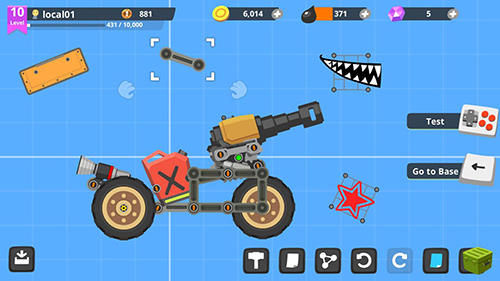 Baixe o jogo Impossible tank battle para Android gratuitamente. Obtenha a versao completa do aplicativo apk para Android Impossible tank battle para tablet e celular.