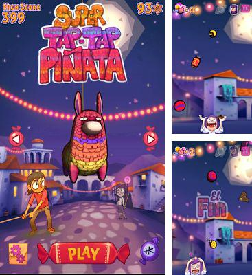 In addition to the game Alien Plant Planet for Android phones and tablets, you can also download Super Tap Tap Pinata for free.