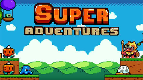 Super wolfman adventure
