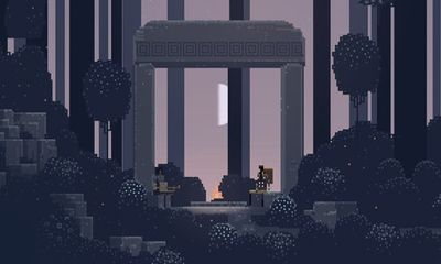 Superbrothers Sword & Sworcery EP screenshot 1