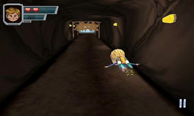 Supercan Canyon Adventure screenshot 2