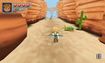 Supercan Canyon Adventure screenshot 3
