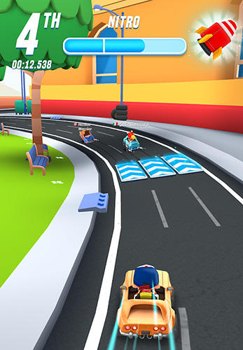 Supercar city screenshot 5