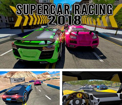 Supercar racing 2018