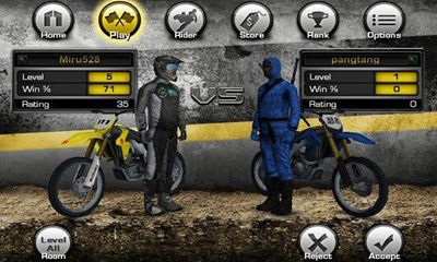 SupercrossPro screenshot 1
