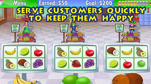 Kostenloses Android-Game Supermarkt Management 2. Vollversion der Android-apk-App Hirschjäger: Die Supermarket management 2 für Tablets und Telefone.
