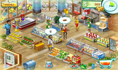 Supermarket Mania 2 screenshot 1