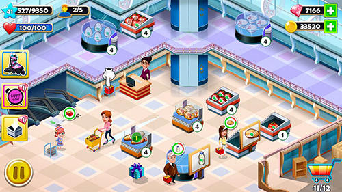 Supermarket сity: Farming game screenshot 1