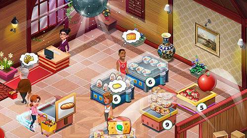 Supermarket сity: Farming game screenshot 3