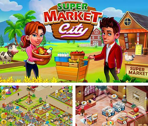 Supermarket сity: Farming game