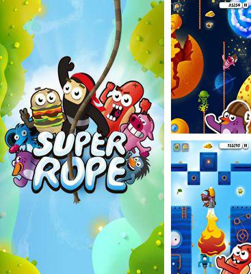 In addition to the game Lode Runner X for Android phones and tablets, you can also download SuperRope for free.