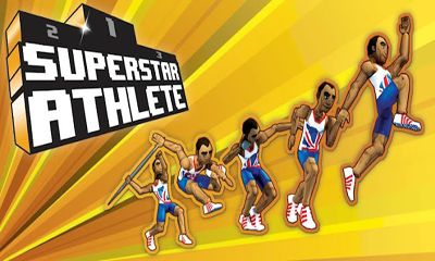 Superstar Athlete poster