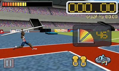 Superstar Athlete screenshot 1