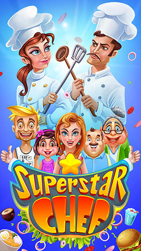 Superstar chef poster