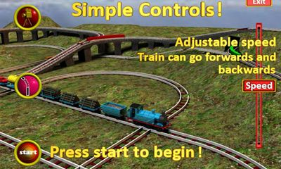 Download SuperTrains Android free game.
