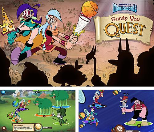 Surely you quest: Mighty magiswords