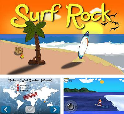 In addition to the game Penguin Palooza for Android phones and tablets, you can also download Surf Rock for free.