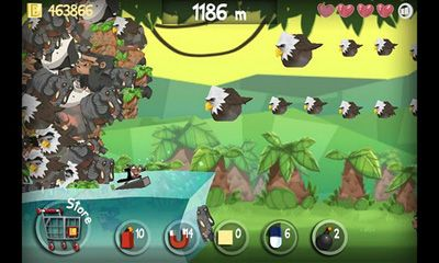 Surfing Beaver screenshot 2