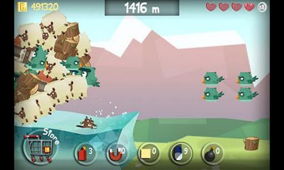 Surfing Beaver screenshot 3