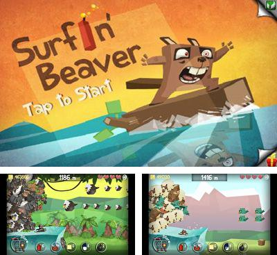 In addition to the game Nightmare Runner for Android phones and tablets, you can also download Surfing Beaver for free.