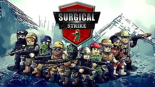 Surgical strike: Indian army обложка