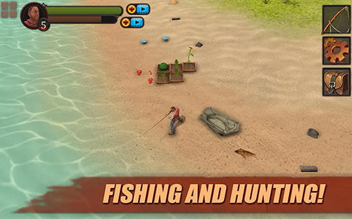 Survival at lost island 3D картинка из игры 3