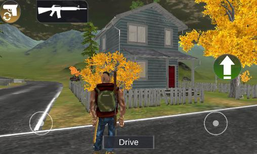 Screenshots of the Survival: Dead city for Android tablet, phone.