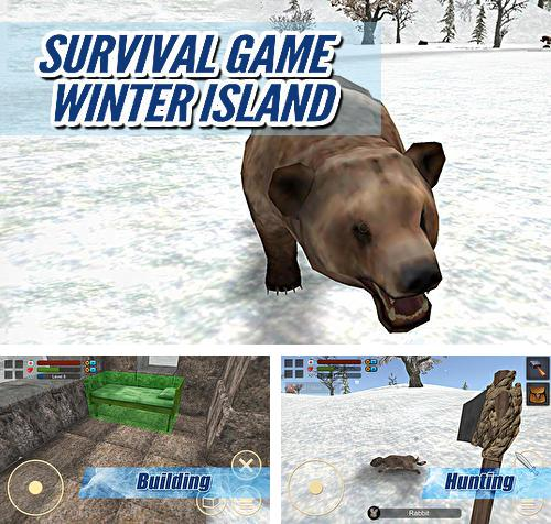 Survival game winter island 3D