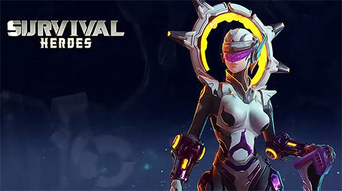 Resultado de imagen de trailer Survival Heroes moviles