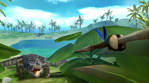 Screenshots von Survival: Island of doom für Android-Tablet, Smartphone.