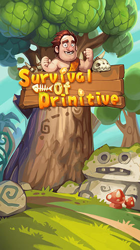 Survival of primitive poster