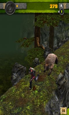 Screenshots do Survival Run with Bear Grylls - Perigoso para tablet e celular Android.