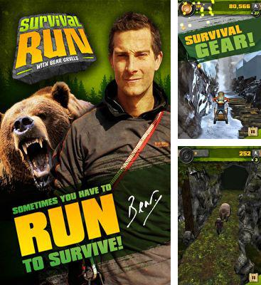 Survival Run with Bear Grylls