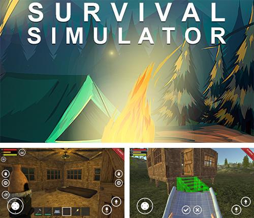 In addition to the game Survival simulator for Android, you can download other free Android games for Samsung Galaxy J7 Prime.