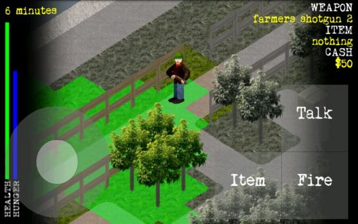 Survival trail screenshot 1