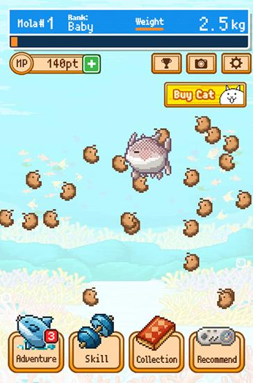 Tap fishing master screenshot 2
