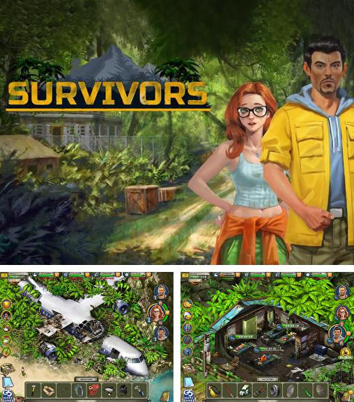In addition to the game Youda Survivor for Android phones and tablets, you can also download Survivors: The quest for free.