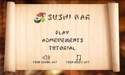 Sushi Bar screenshot 1