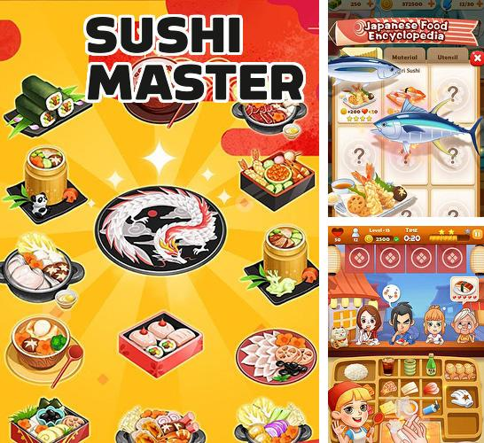 Sushi master: Cooking story
