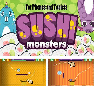 In addition to the game iBomber Defense Pacific for Android phones and tablets, you can also download Sushi Monsters for free.