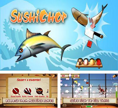 In addition to the game Caveman Pool for Android phones and tablets, you can also download SushiChop for free.