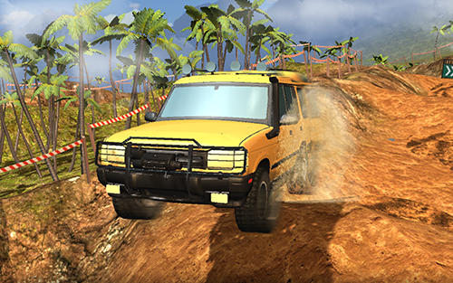 Kostenloses Android-Game SUV 4x4 Offroad Rally Fahrt. Vollversion der Android-apk-App Hirschjäger: Die SUV 4x4 offroad rally driving für Tablets und Telefone.